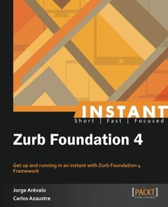 Instant Zurb Foundation 4-cover