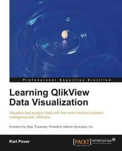 Learning Qlikview Data Visualization-cover