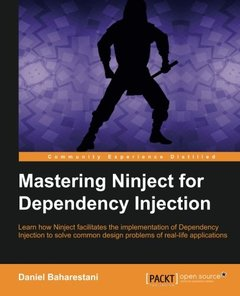 Mastering Ninject for Dependency Injection-cover