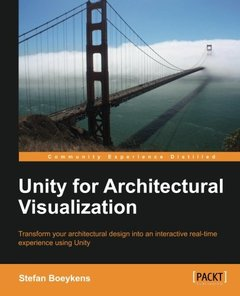 Unity for Architectural Visualization-cover
