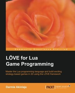 LÖVE for Lua Game Programming-cover