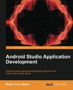 Android Studio Application Development-cover