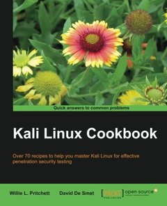 Kali Linux Cookbook-cover