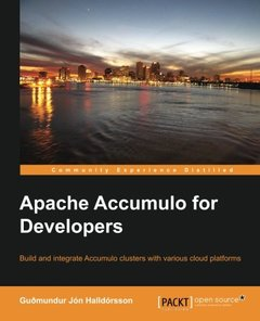 Apache Accumulo for Developers-cover