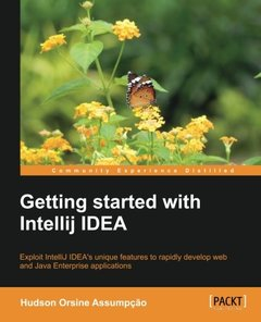 Getting started with IntelliJ IDEA-cover