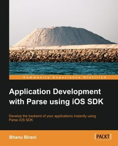 Application Development with Parse using iOS SDK-cover