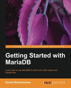 Getting Started with MariaDB (Paperback)-cover