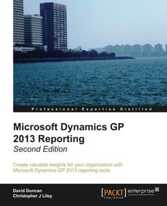 Microsoft Dynamics GP 2013 Reporting,  2/e(Paperback)-cover