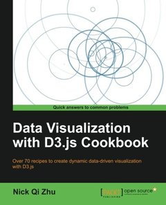 Data Visualization with D3.js Cookbook-cover