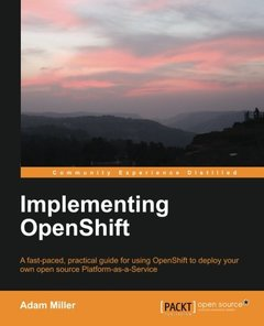 Implementing OpenShift-cover