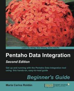 Pentaho Data Integration Beginner's Guide,  2/e(Paperback)-cover