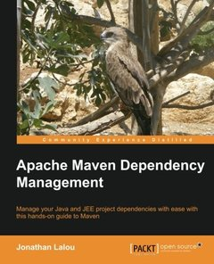 Apache Maven Dependency Management-cover