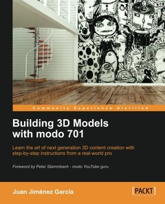 Building 3D Models with modo 701-cover