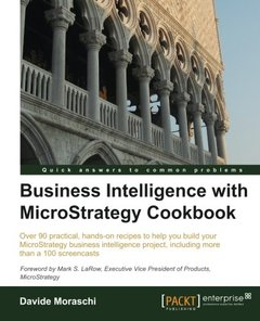 Business Intelligence with MicroStrategy Cookbook-cover
