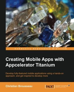 Creating Mobile Apps with Appcelerator Titanium-cover