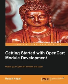 Getting Started with OpenCart Module Development-cover