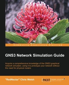 GNS3 Network Simulation Guide (Paperback)