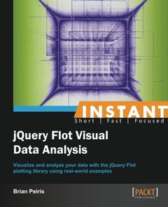 Instant JQuery Flot Visual Data Analysis-cover