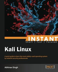 Instant Kali Linux-cover