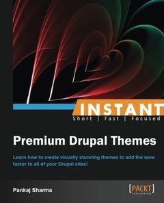 Instant Premium Drupal Themes-cover