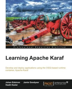 Learning Apache Karaf (Paperback)-cover