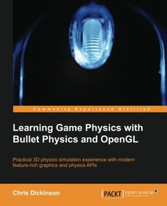 Learning Game Physics with Bullet Physics and OpenGL-cover