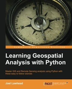 Learning Geospatial Analysis with Python-cover