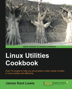 Linux Utilities Cookbook-cover