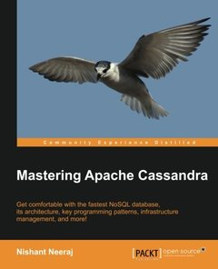 Mastering Apache Cassandra-cover
