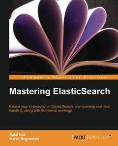 Mastering ElasticSearch-cover