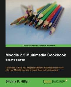 Moodle 2.5 Multimedia Cookbook,  2/e(Paperback)-cover