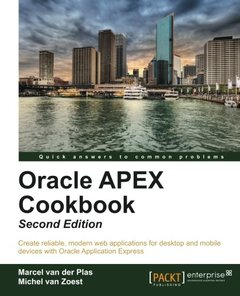Oracle APEX Cookbook,  2/e(Paperback)-cover