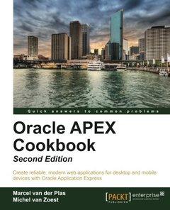 Oracle APEX Cookbook,  2/e(Paperback)