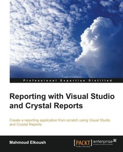 Reporting with Visual Studio and Crystal Reports-cover