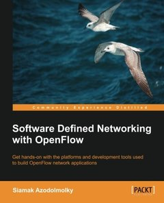 Software Defined Networking with OpenFlow (Paperback)-cover