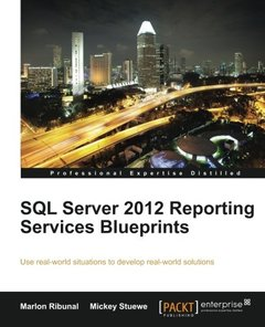 SQL Server 2012 Reporting Services Blueprints-cover