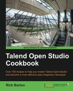 Talend Open Studio Cookbook-cover