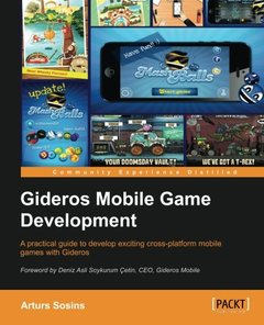 Gideros Mobile Game Development-cover