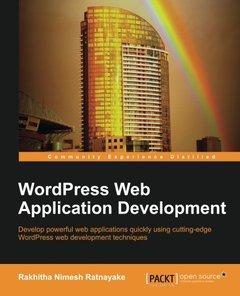 WordPress Web Application Development-cover