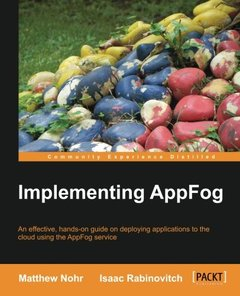 Implementing AppFog-cover