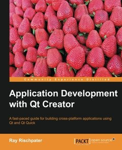 Application Development with Qt Creator-cover