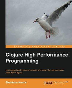 Clojure High Performance Programming (Paperback)-cover