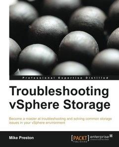 Troubleshooting vSphere Storage-cover