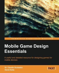 Mobile Game Design Essentials-cover