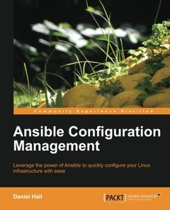 Ansible Configuration Management-cover