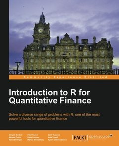 Introduction to R for Quantitative Finance-cover