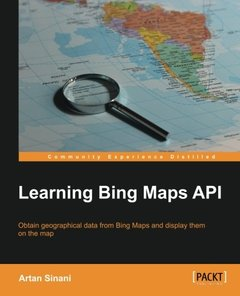Learning Bing Maps API-cover