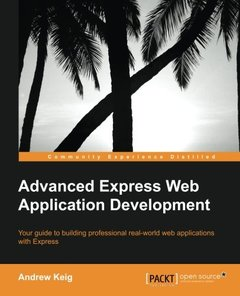 Advanced Express Web Application Development-cover