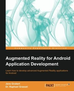 Augmented Reality for Android Application Development-cover