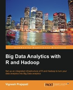 Big Data Analytics with R and Hadoop(Paperback)-cover